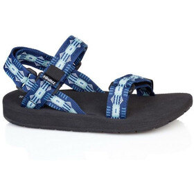 SOURCE Classic Sandals Kids triangles blue